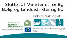Projektet støttes af fiskeriudvilkingen
